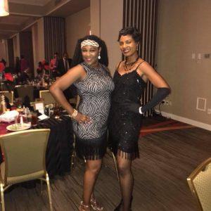 Felisha Stiff & Fredria Bayless