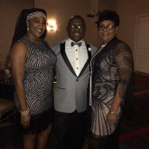 Felisha, Leroy Hayes & Angela