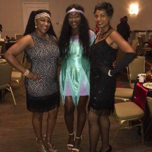 Felisha, Kasia & Fredria