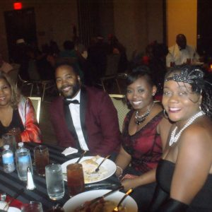Sybil, Hosea, Kortney & Tiffany