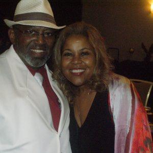 Marvin Love & Sybil Wilkes
